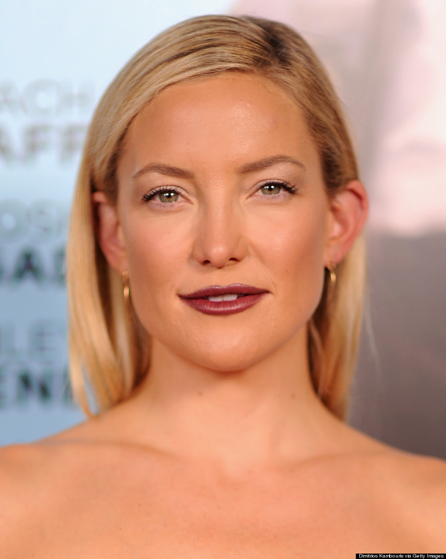 Kate Hudson Wows In Cutout Michael Kors Gown Kate Hudson