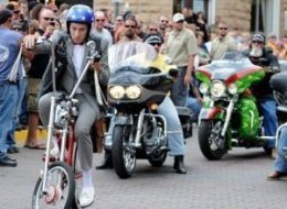 Sturgis Peewee Herman Paul