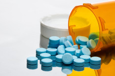 Generic image of drugs | Pic: Getty