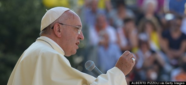 Pope Francis: Immigrant Children Must Be 'Welcomed And Protected'