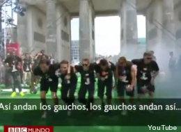 MIRA: Se burlan alemanes de Argentina