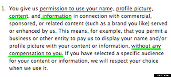 Didnt Read Facebooks Fine Print Heres Exactly What It Says