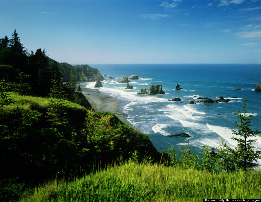 This Secret Slice Of Oregon Coast Is The Most Beautiful Place You 39 Ve Never Heard Of Huffpost