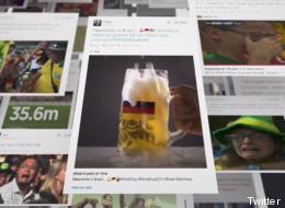 140 caracteres, una y otra vez: Así vivimos el Mundial en Twitter