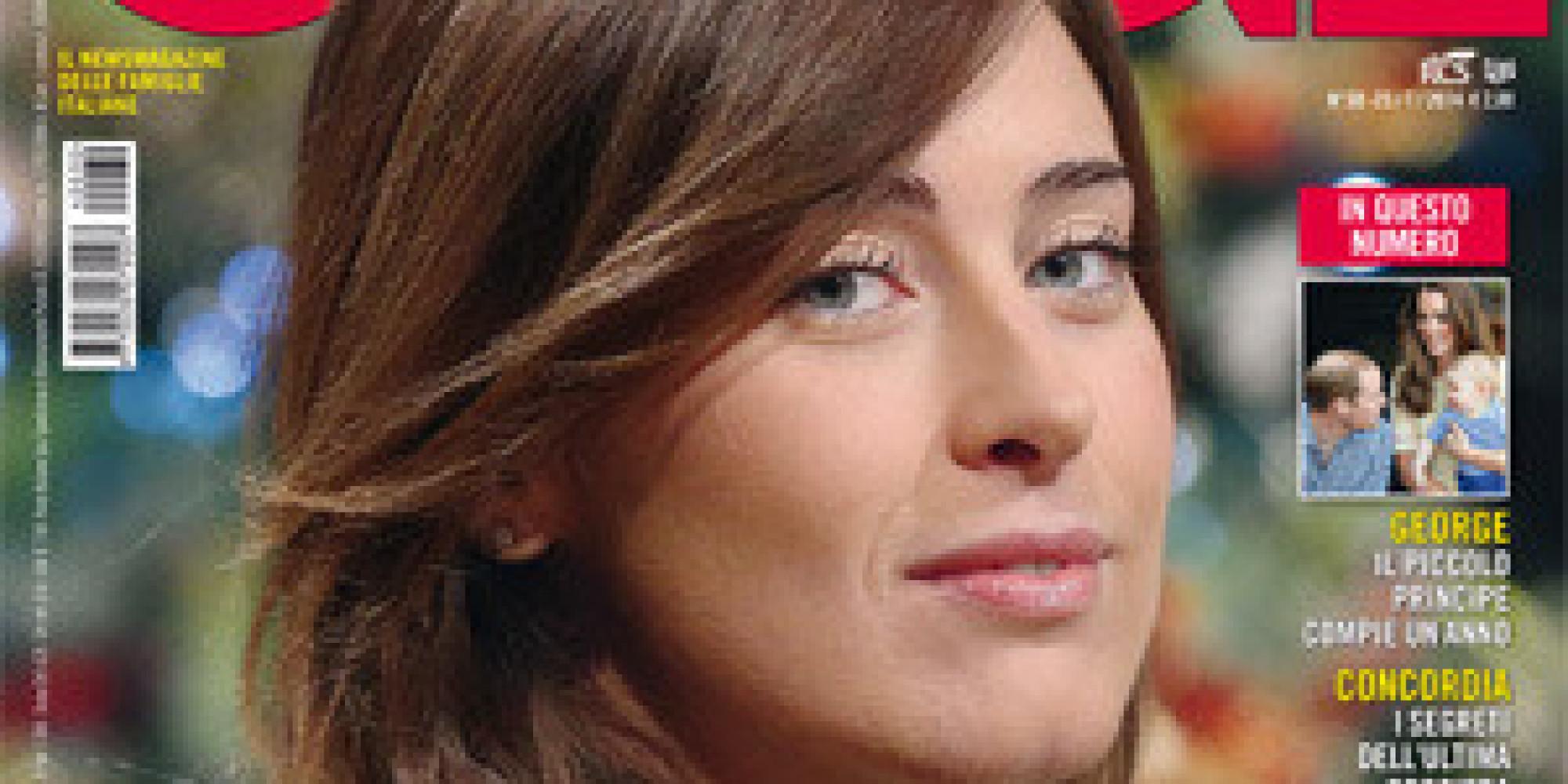 Maria elena boschi sulla copertina di oggi la biografia for Votazioni parlamento oggi