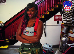 Meet The First Woman To Make The FDNY's 'Calendar Of Heroes'