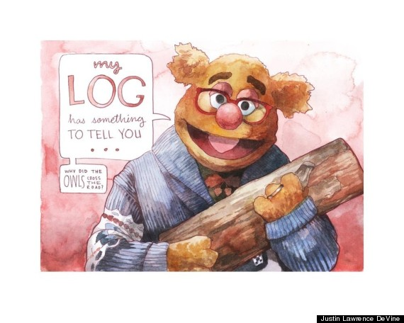 fozzie the bear