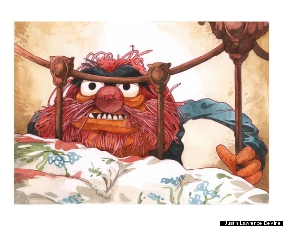 animal the muppet