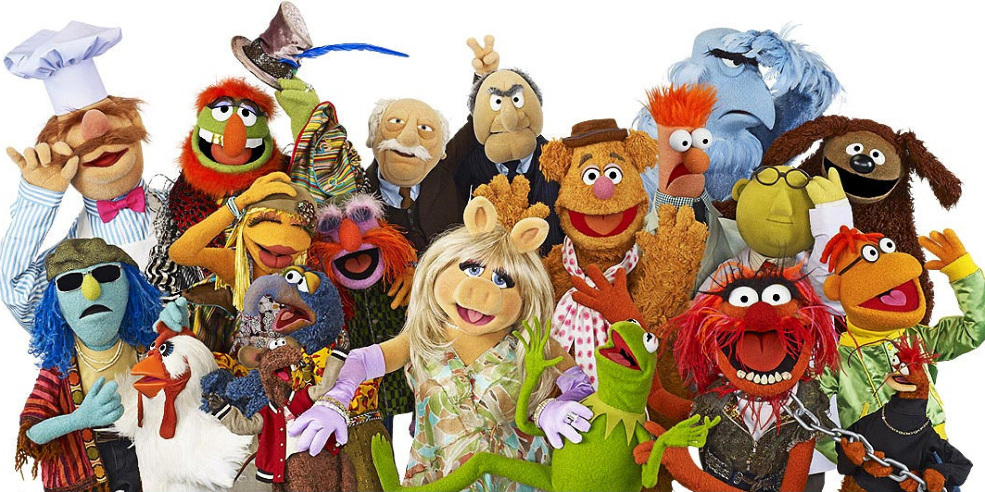 the muppets meets twin peaks is the strangest mashup
