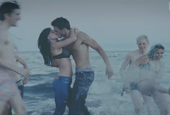 Katy Perry's 'Teenage Dream' Video: Convertibles, The Ocean & Hooking