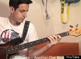 100 Famous Bass Lines In Just One Medley