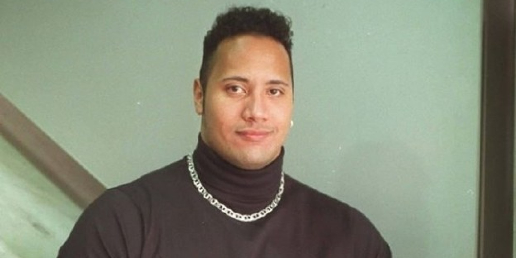 Dwayne The Rock Johnson Rocked 90s Style Like A Bad Ass