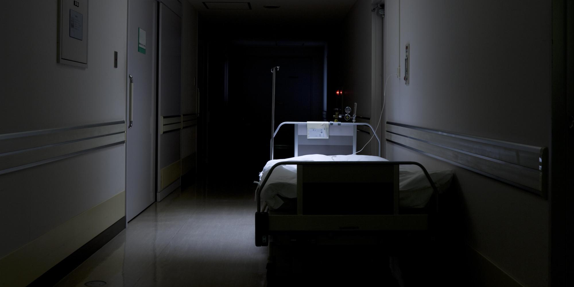 Empty Hospital Bed Tumblr
