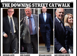 That Horribly Sexist Daily Mail Cabinet Reshuffle Spread: We Redress The Balance