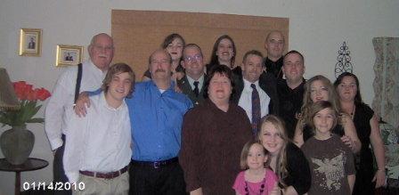 mckinster family