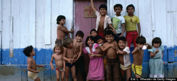 Why Aren't Child Migrants Fleeing to the U.S. From Nicaragua?