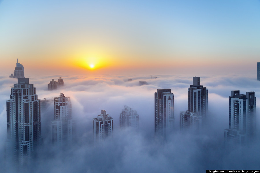 11 Photos That Prove Fog Isn T A Ruiner Huffpost