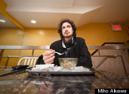 This Fascinating Photo Series Shows What Eating Alone Looks Like