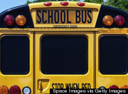 12-Year-Old Accused Of Stealing A School Bus -- Again