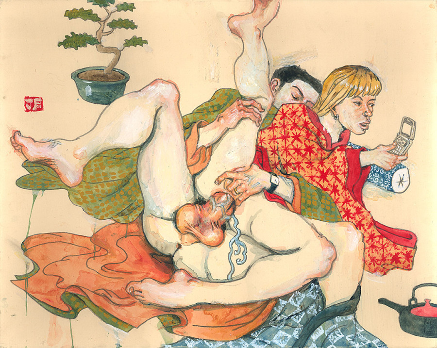 Sex Japanese Art Photos 20
