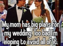 11 Confessions From Couples Who Eloped (Or Wished They Did)