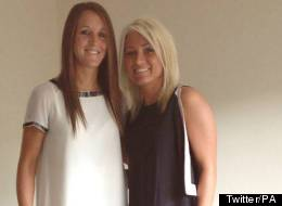 Twins For England's Casey Stoney & Partner Megan Harris