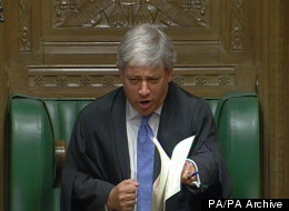 Someone Wrote A Poem About PMQs And Sent It To John Bercow