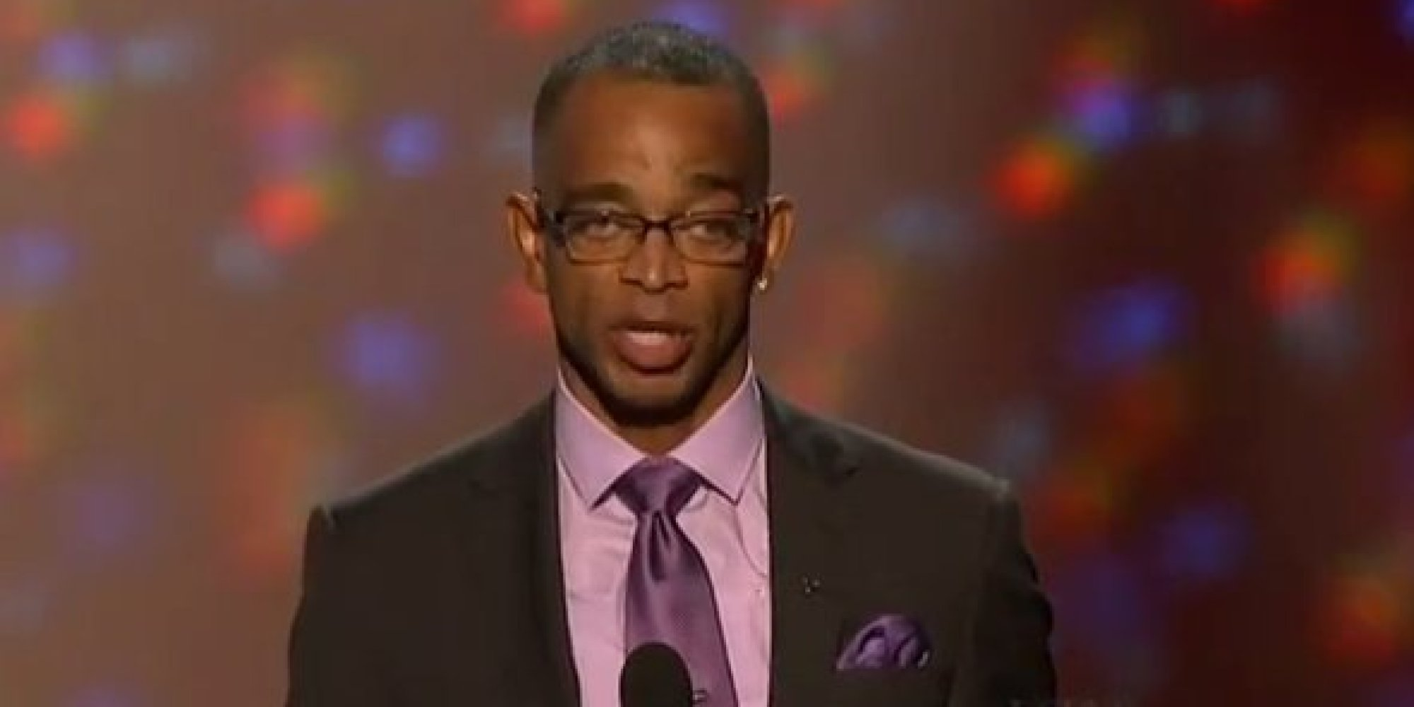Stuart Scott, 'SportsCenter' Anchor, Receives 2014 Jimmy V ...