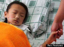 Free At Last! Girl, 11, Has 15kg Tumour Removed