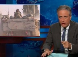 The Daily Show Is Suitably Brilliant On The 'Asymmetrical' Conflict In Gaza