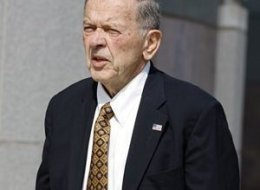 Ted Stevens Senator Plane Crash Death