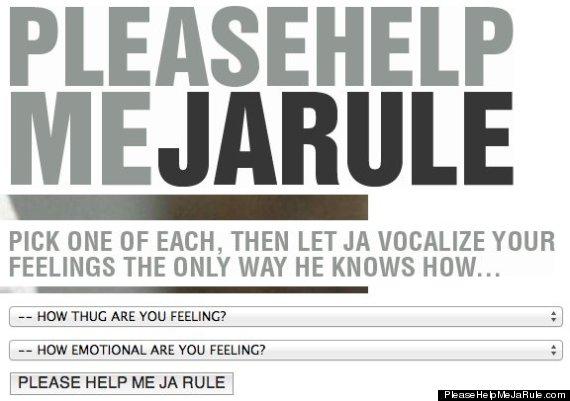 ja rule website