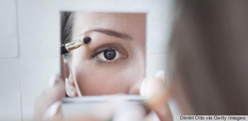 concealer eyeshadow
