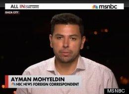 NBC News Correspondent Ayman Mohyeldin Returning To Gaza