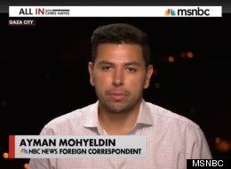 NBC News Correspondent Ayman Mohyeldin Returning To Gaza