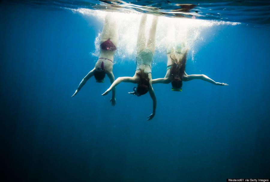 kids swim croatia