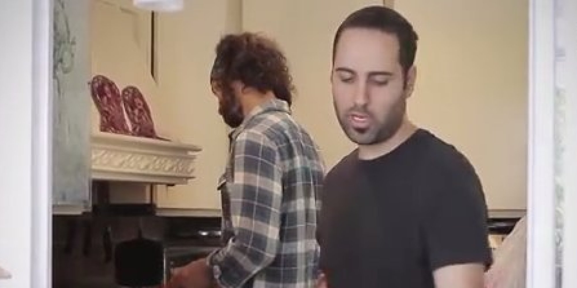 Watch This Hilarious Mom/Aunt Conversation Lip-Synced By Two Dudes