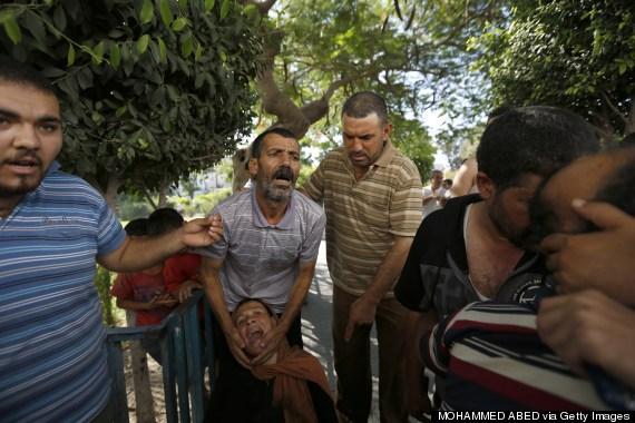 gaza families