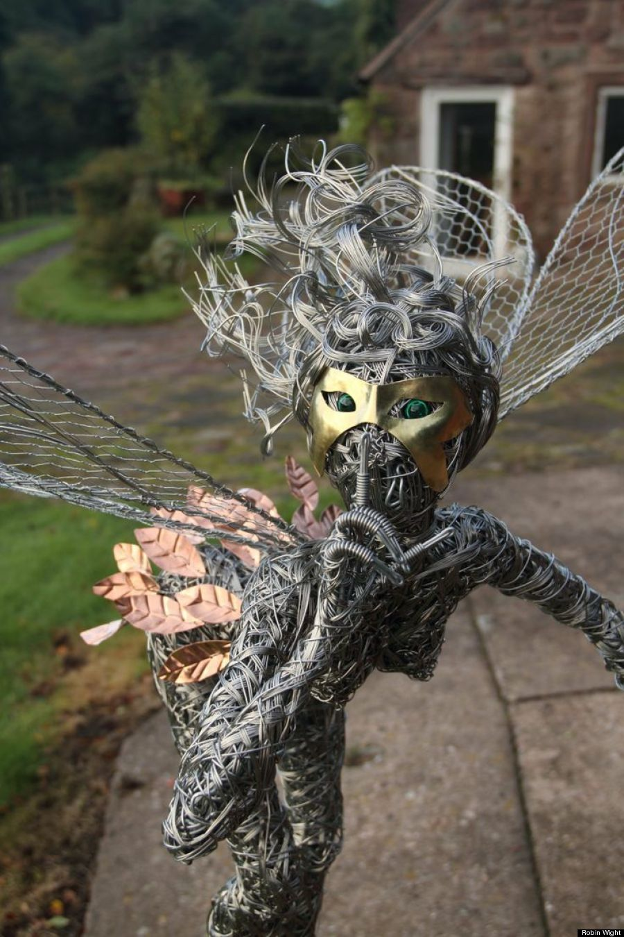 Magical Fairy Sculptures Will Take You To Another World
