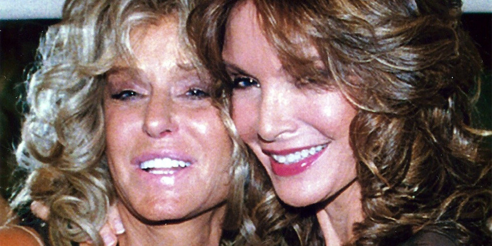 Jaclyn Smith then and now