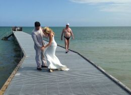 9 Oblivious Humans Who Have No Regard For Weddings
