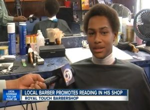 Library Barbershop