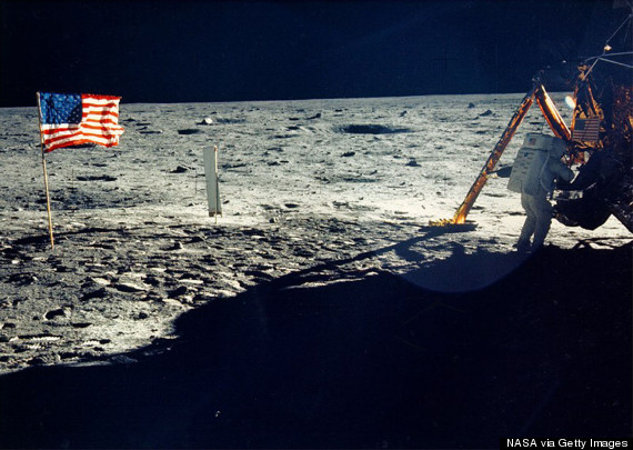 neil armstrong moon 1969