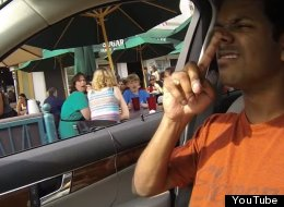 This Guy Pretended To Pick His Nose In Public - Check Out The Reactions He Got