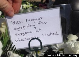Newcastle United Pays Tribute To Fans On Board MH17
