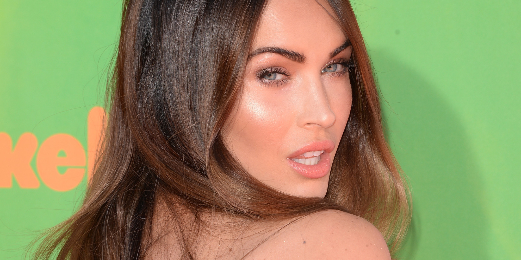 Megan Fox Wows At The Kids' Choice Sports Awards Megan Fox