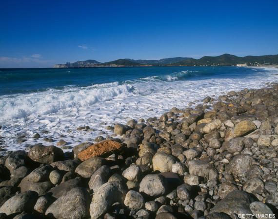 playa salinas ibiza