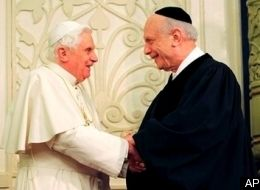 Pope And Rabbi