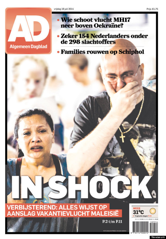 netherlands front page