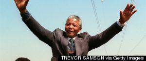 NELSON MANDELA PRESIDENT